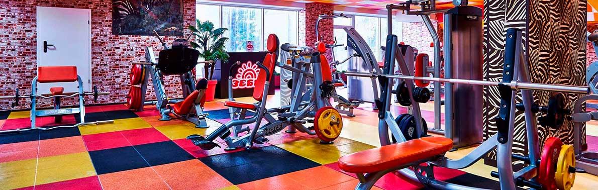 Ремонт и обслуживание приточно-вытяжной вентиляции Сеть фитнес-клубов Зебра